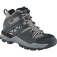 Irish Setter Men's Crosby 6in. Waterproof EH Work Boots — Gray/Rust, Size 9 Wide, Model# 83411E2090 The price is $154.95.