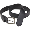 FREE SHIPPING - Gravel Gear Men's Burnished Strap Belt - Black, Size 42, Model# 9762 The price is $14.99.