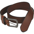 FREE SHIPPING - Gravel Gear Men's Burnished Strap Belt - Tan, Size 38, Model# 9762 The price is $14.99.