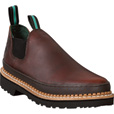 Georgia Men's Giant Romeo Work Shoes - Soggy Brown, Size 13, Model# GR262 The price is $84.99.