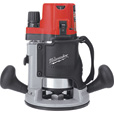 FREE SHIPPING — Milwaukee 2 1/4 HP Router — Electronic Variable Speed BodyGrip, Model# 5616-20 The price is $179.00.