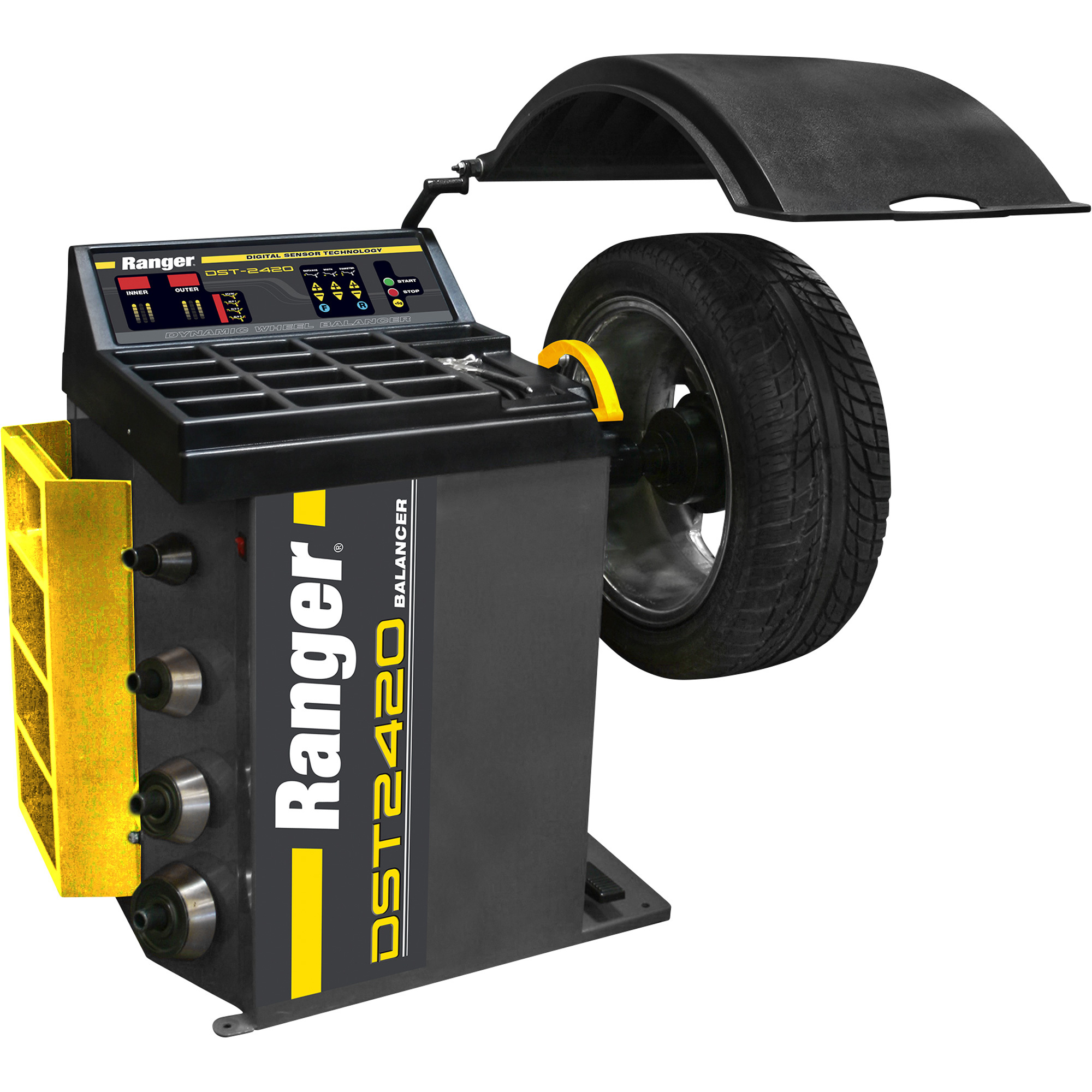 ranger products tire machine