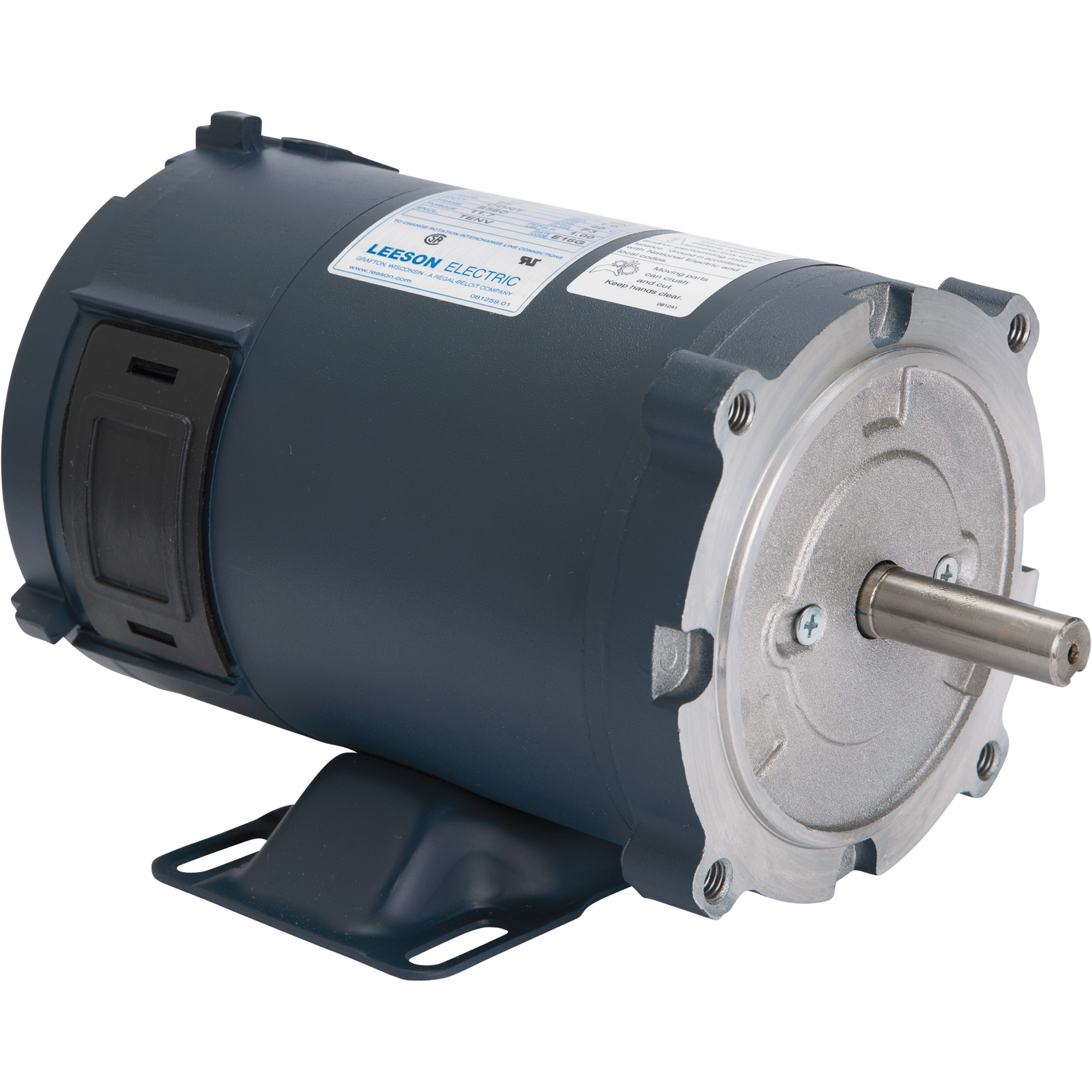 leeson 12 volt dc motor 1 2 hp 1750 rpm 39 amps model