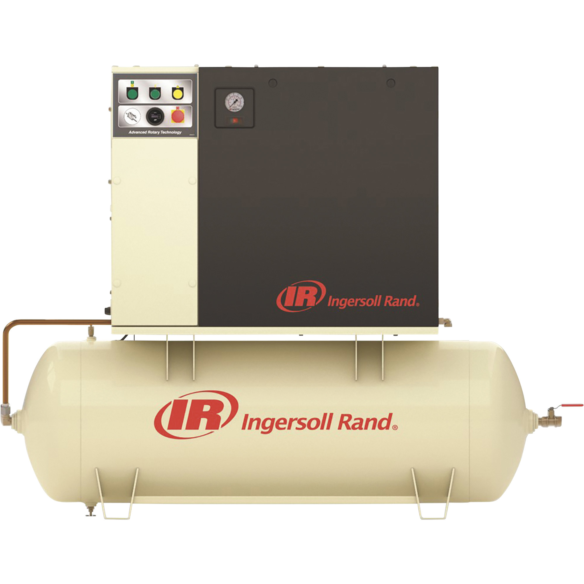 Ingersoll Rand Rotary Screw Compressor W Total Air System