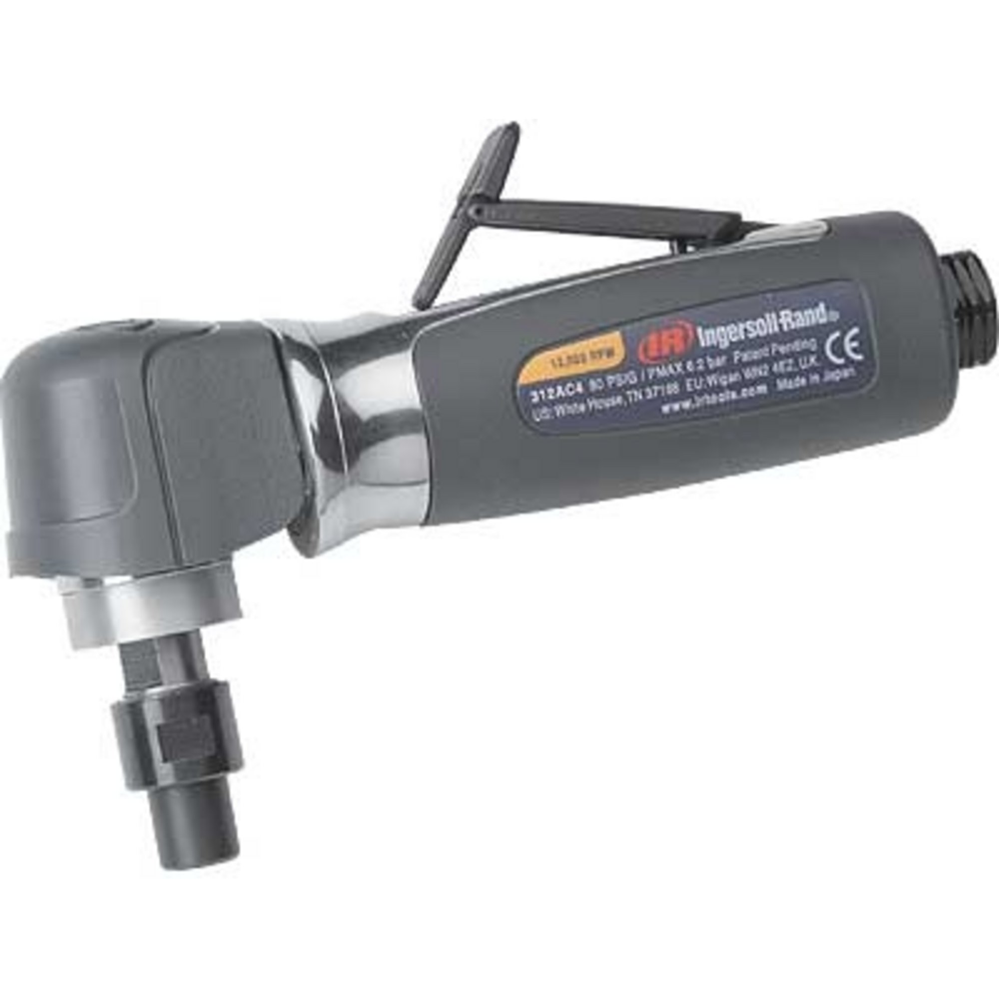 Right Angle Die Grinder Electric ~ Free shipping — ingersoll rand revolution right angle die