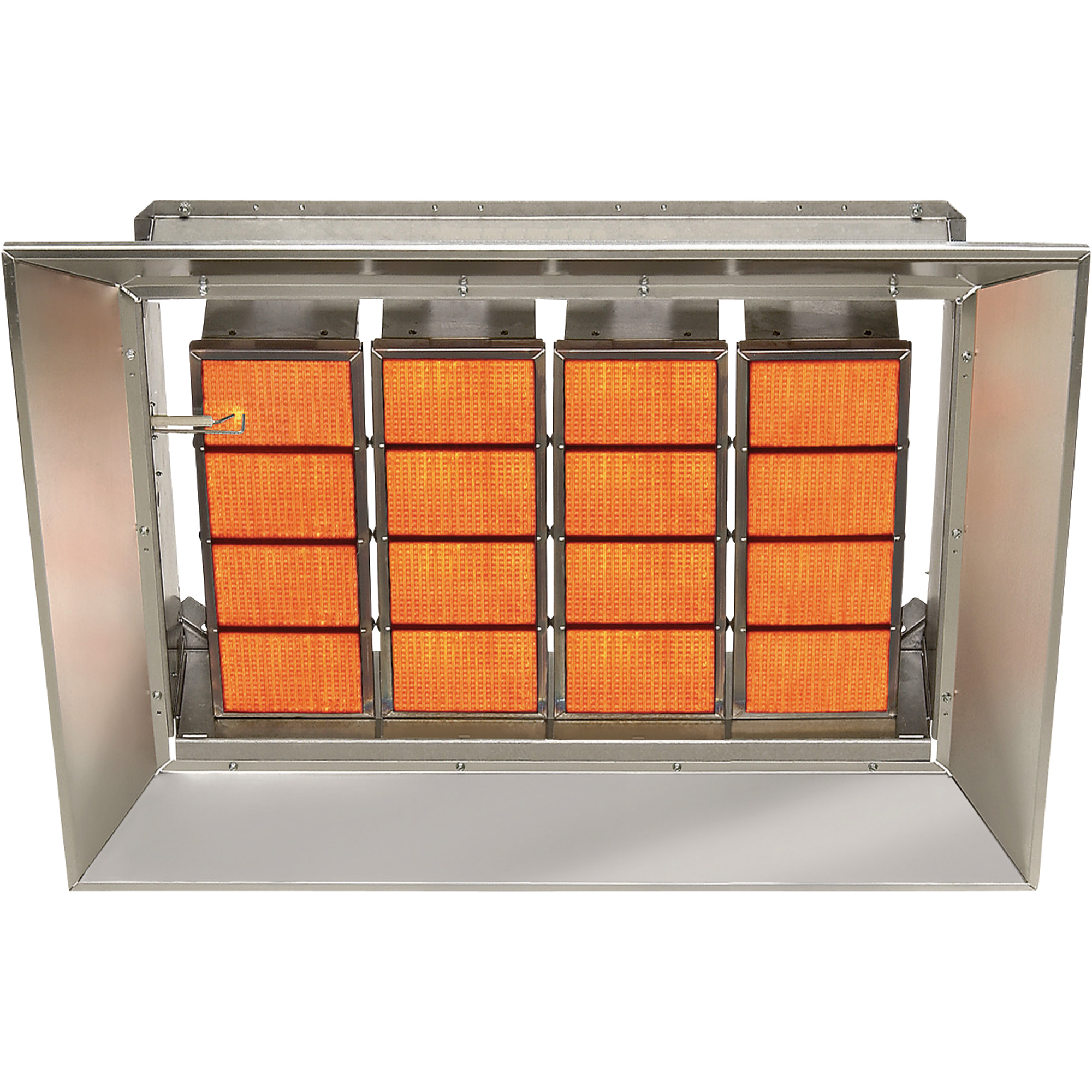 SunStar Heating Products Infrared Ceramic Heater — NG, 155,000 BTU ...