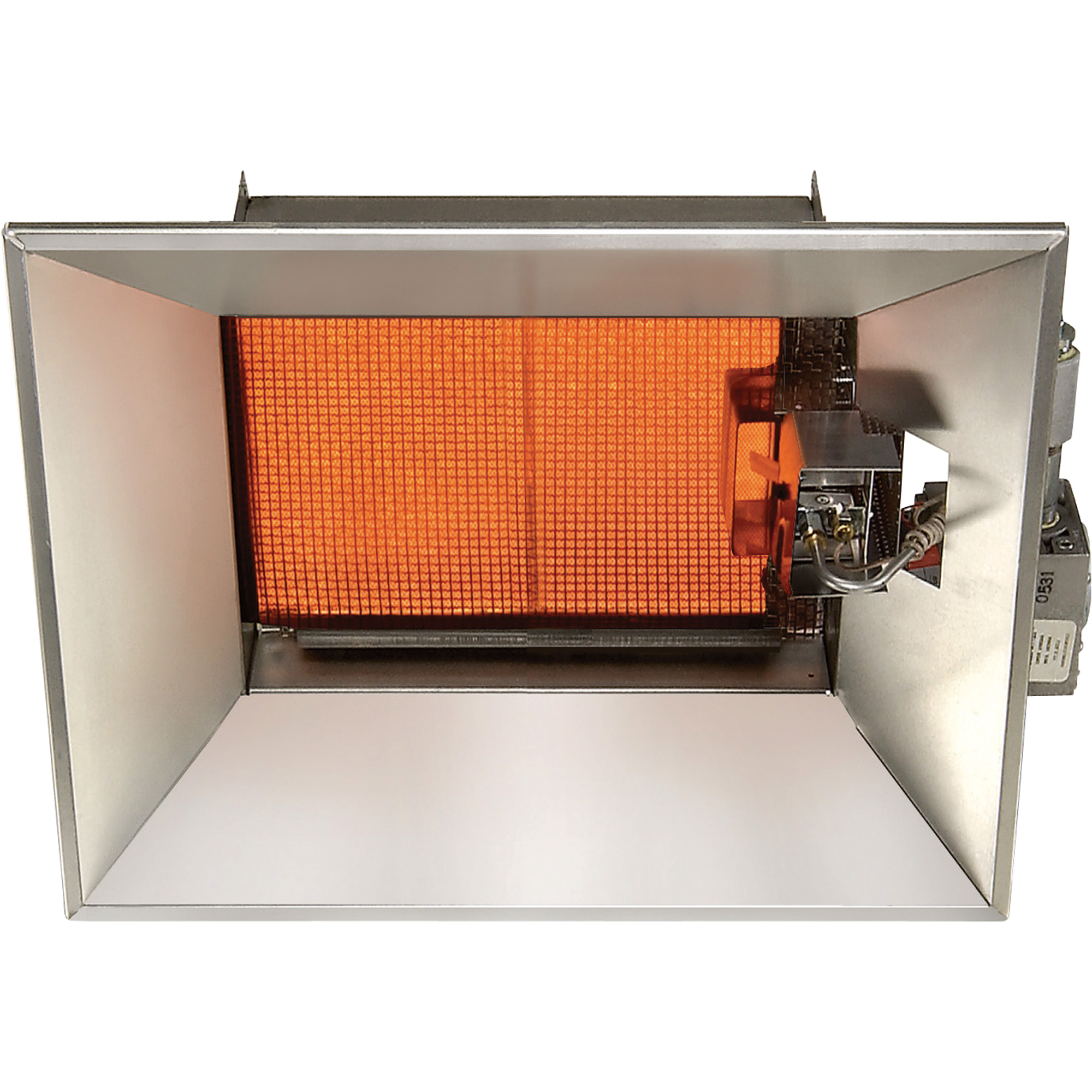 Sunstar Heating Products Infrared Ceramic Heater Lp