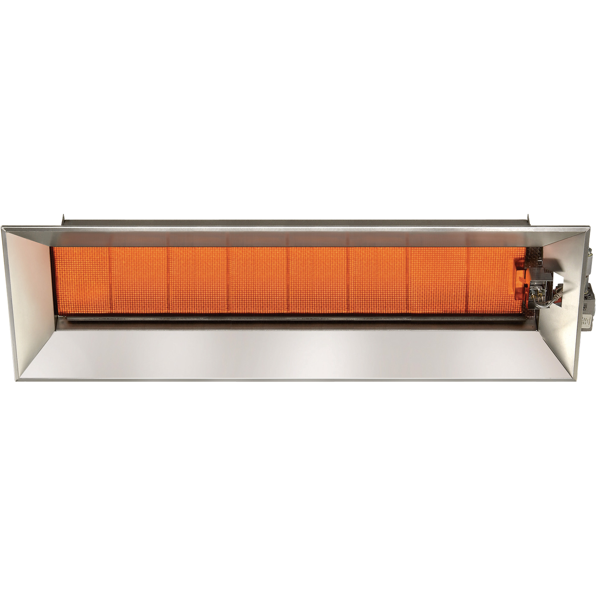 SunStar Heating Products Infrared Ceramic Heater — NG, 104,000 BTU ...