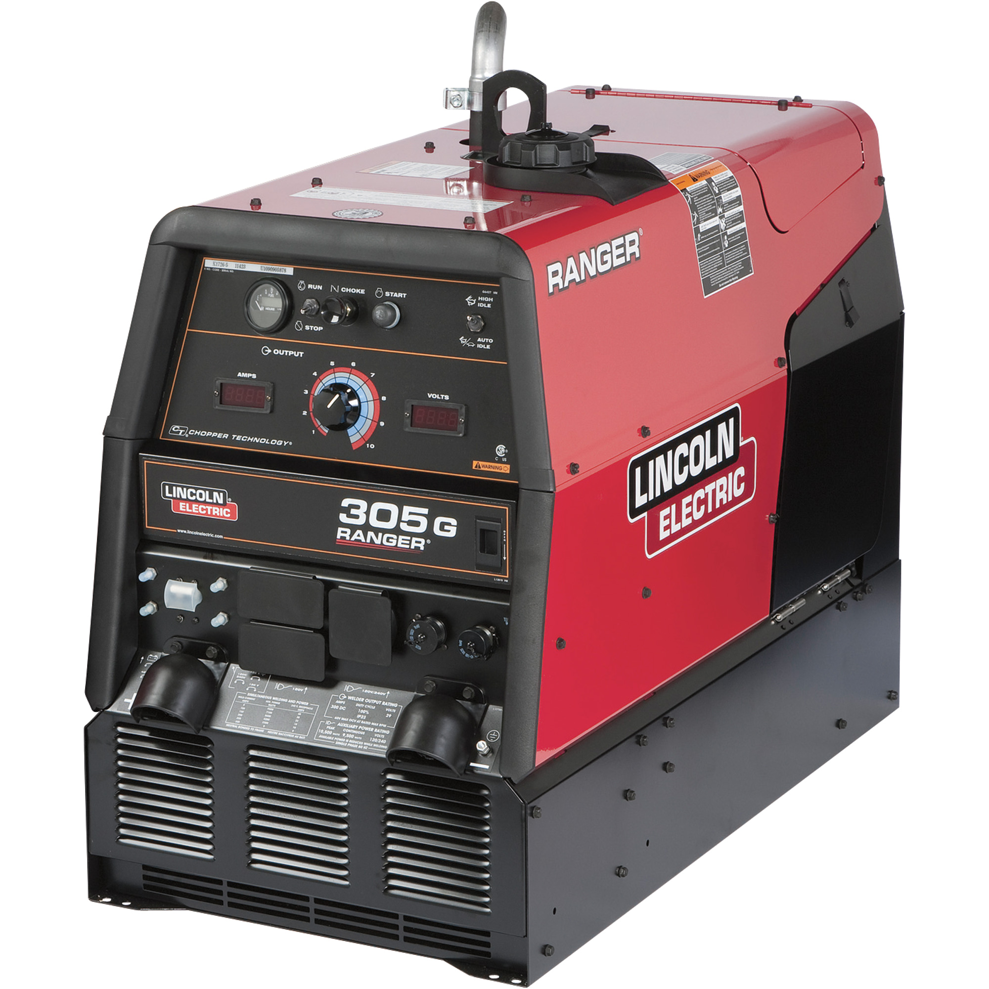 Free Shipping Lincoln Electric Ranger 305 G Welder Autos