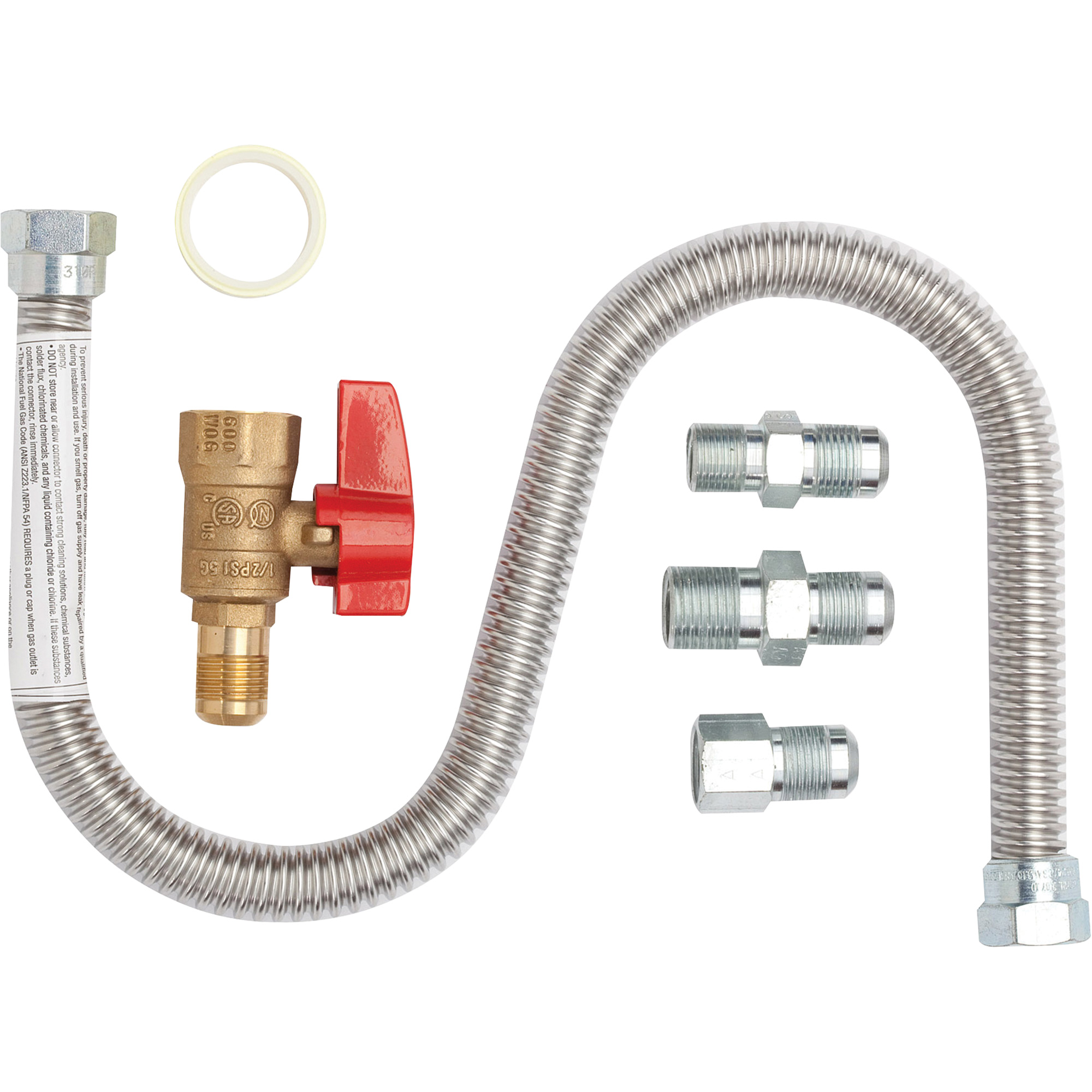mr heater universal gas connection kit model f271239 northern