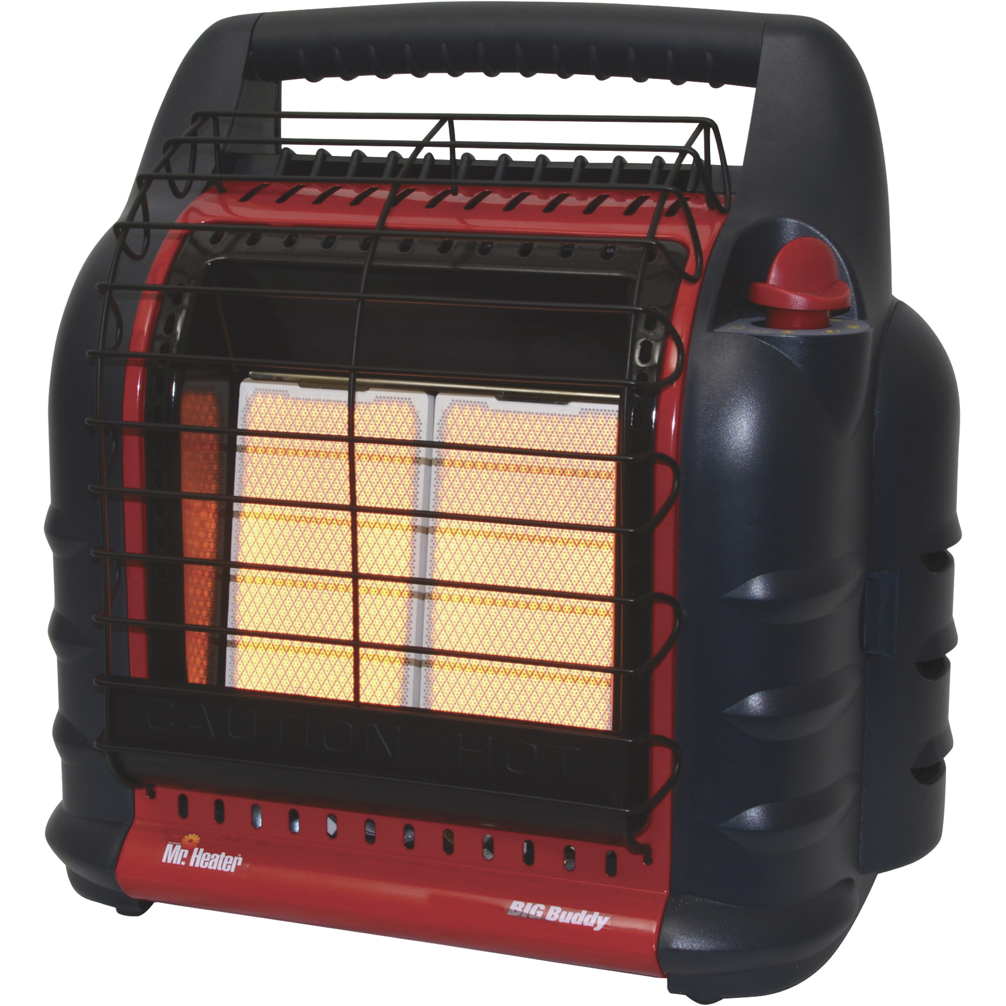 Mr Heater Mh18b Portable Propane Heater Mr. Heater Big Buddy Indoor/Outdoor Propane Heater ...