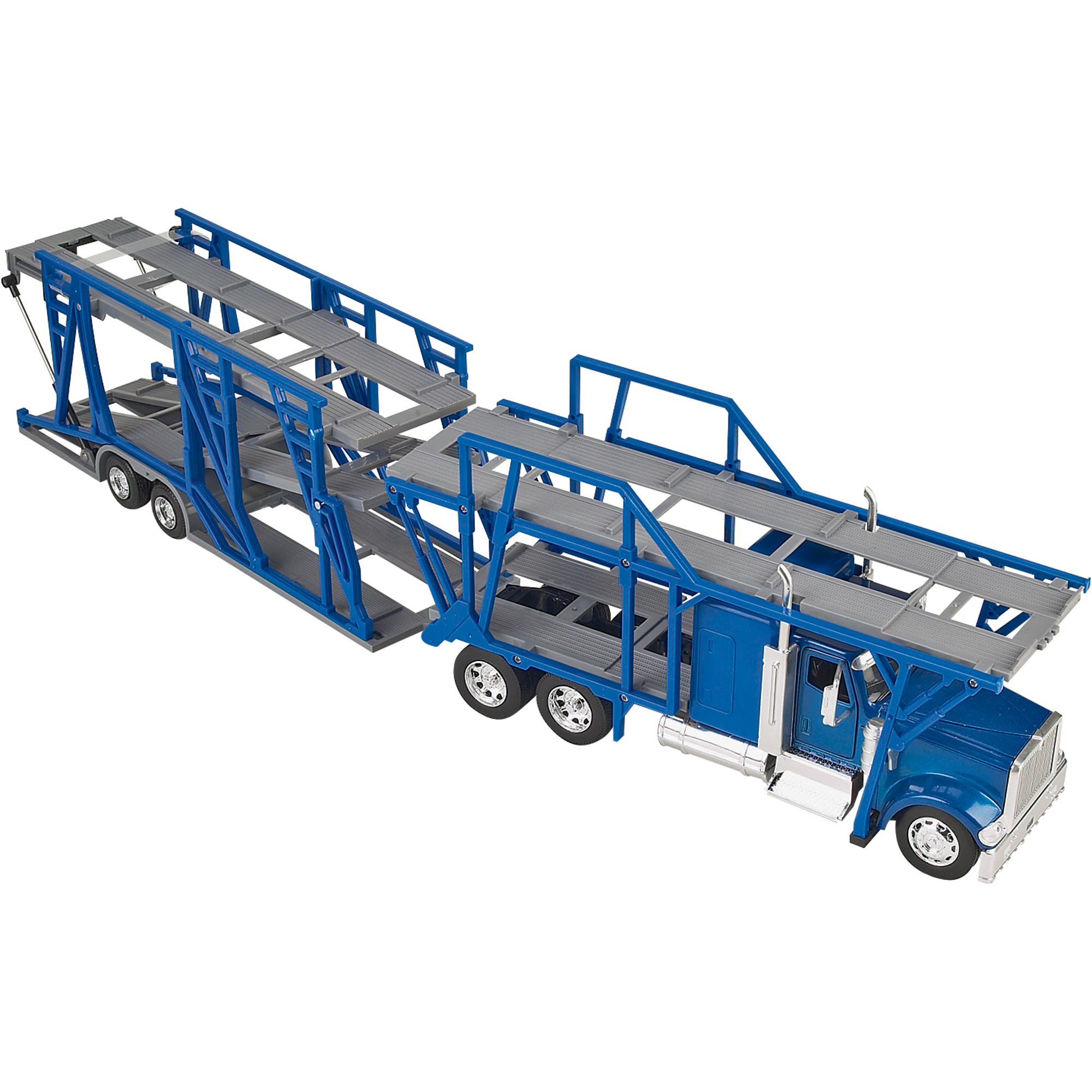 Toy Car Carrier : Product new ray die cast truck replica — international