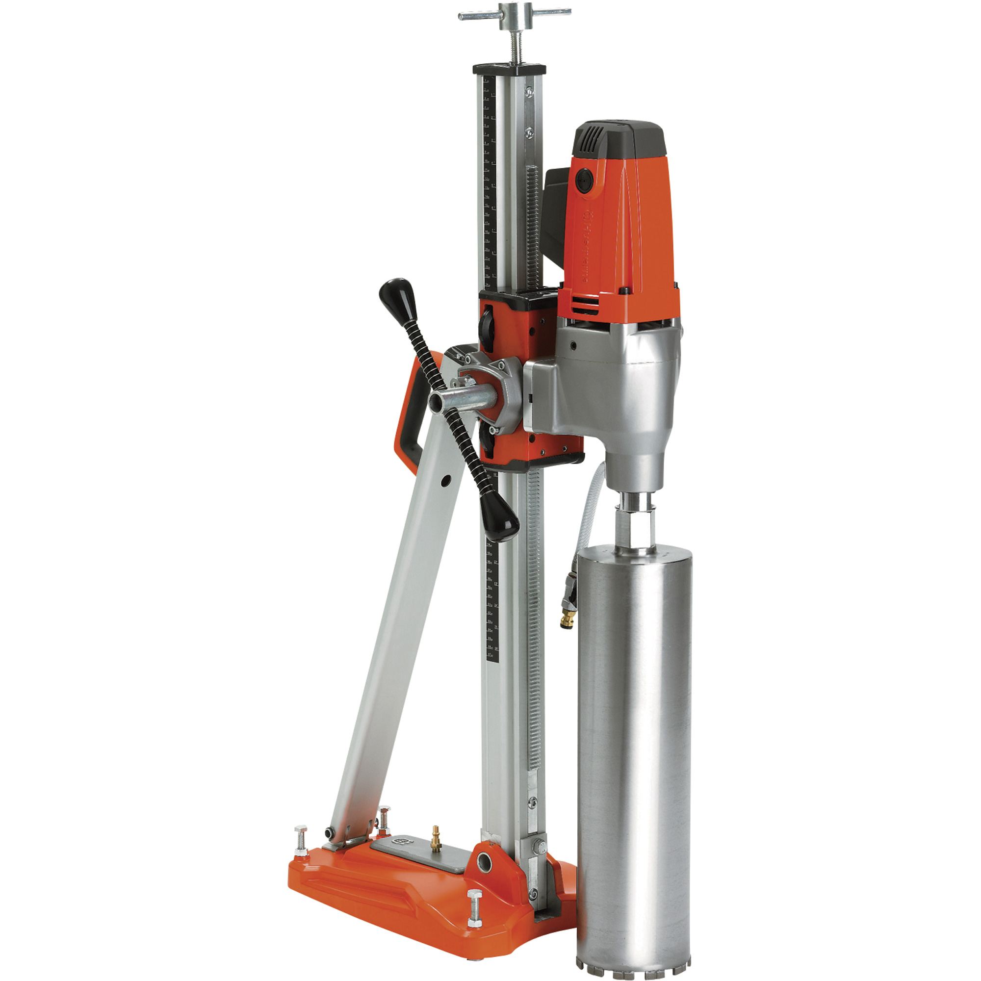 Husqvarna Core Drill With Vacuum Model Dms 240