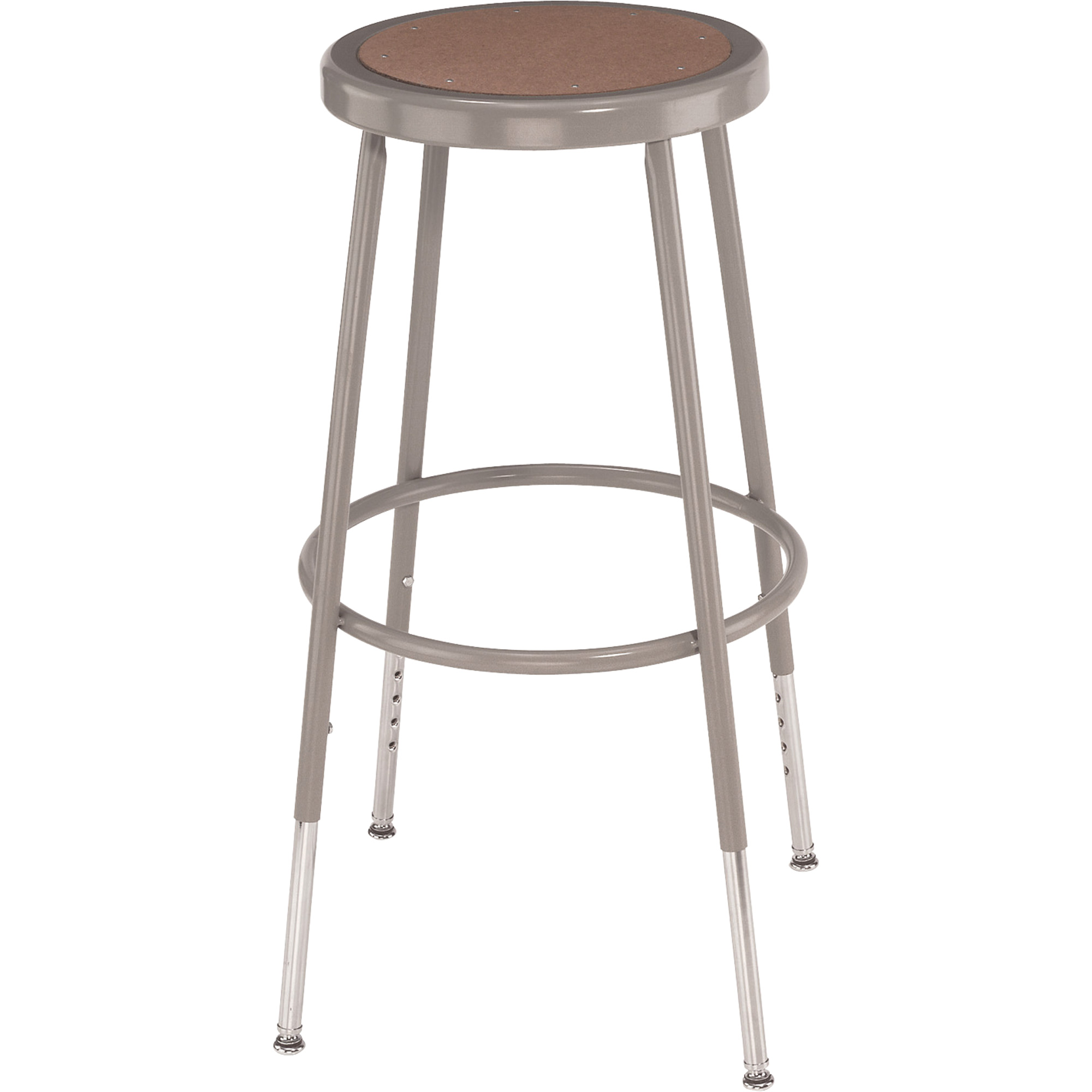 National Public Seating Adjustable Shop Stool 300 Lb