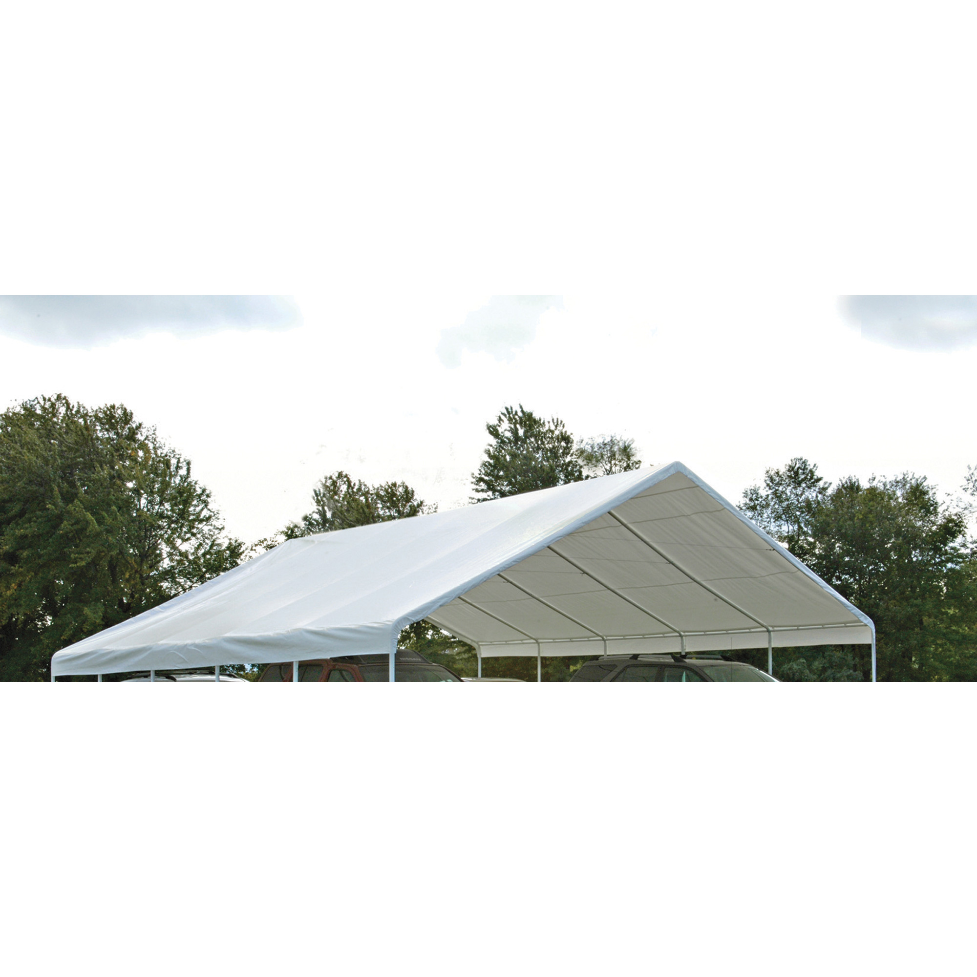 Shelterlogic Replacement Covers For Ultra Max 2 3 8in Frame Canopy Fits Item 252307 40ft L X 30ft W Outdoor Canopy Model 27779 Northern Tool