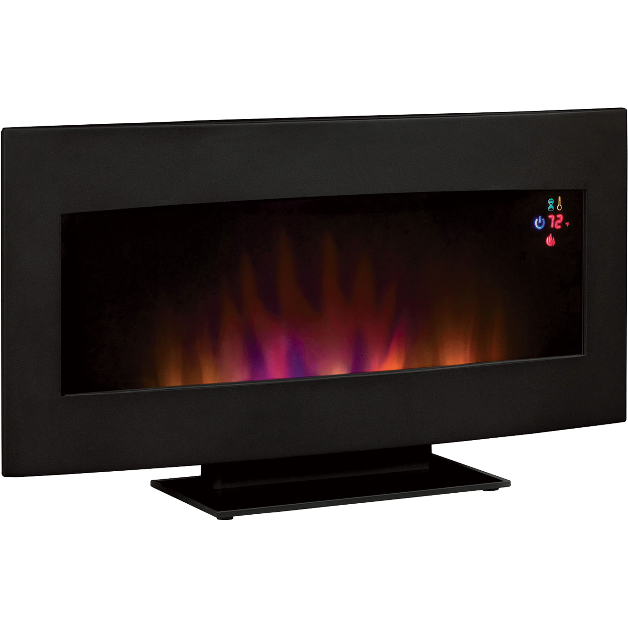 ChimneyFree Contemporary Electric Fireplace — 4,600 BTU ...