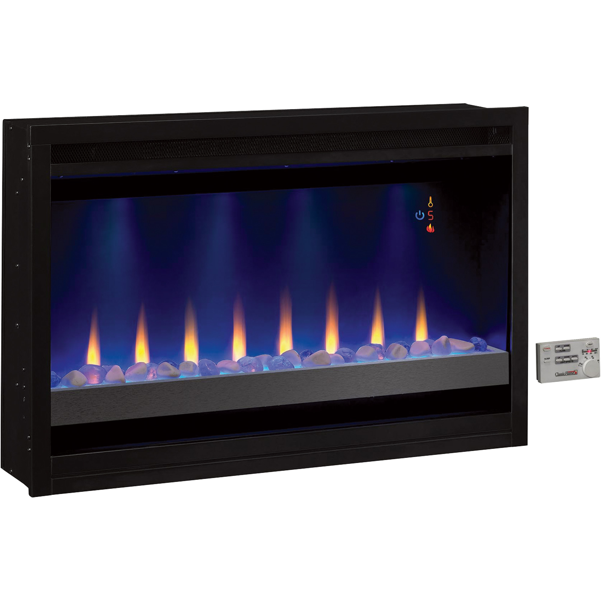 Chimneyfree Vent Free Builder S Box Electric Fireplace