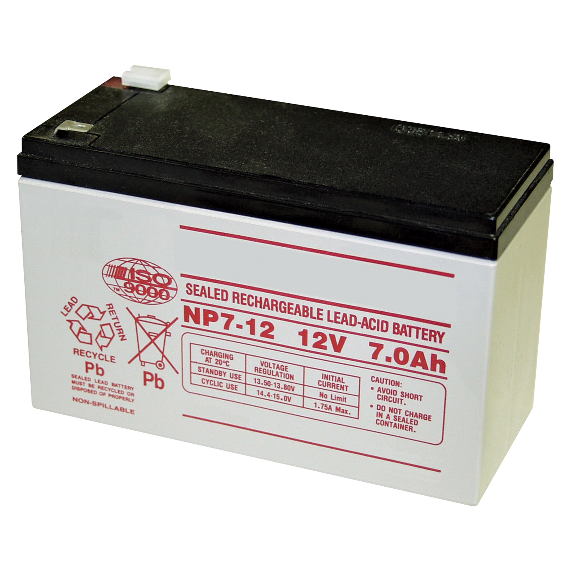 Mighty Mule Replacement Battery For Gto Mighty Mule Fm500