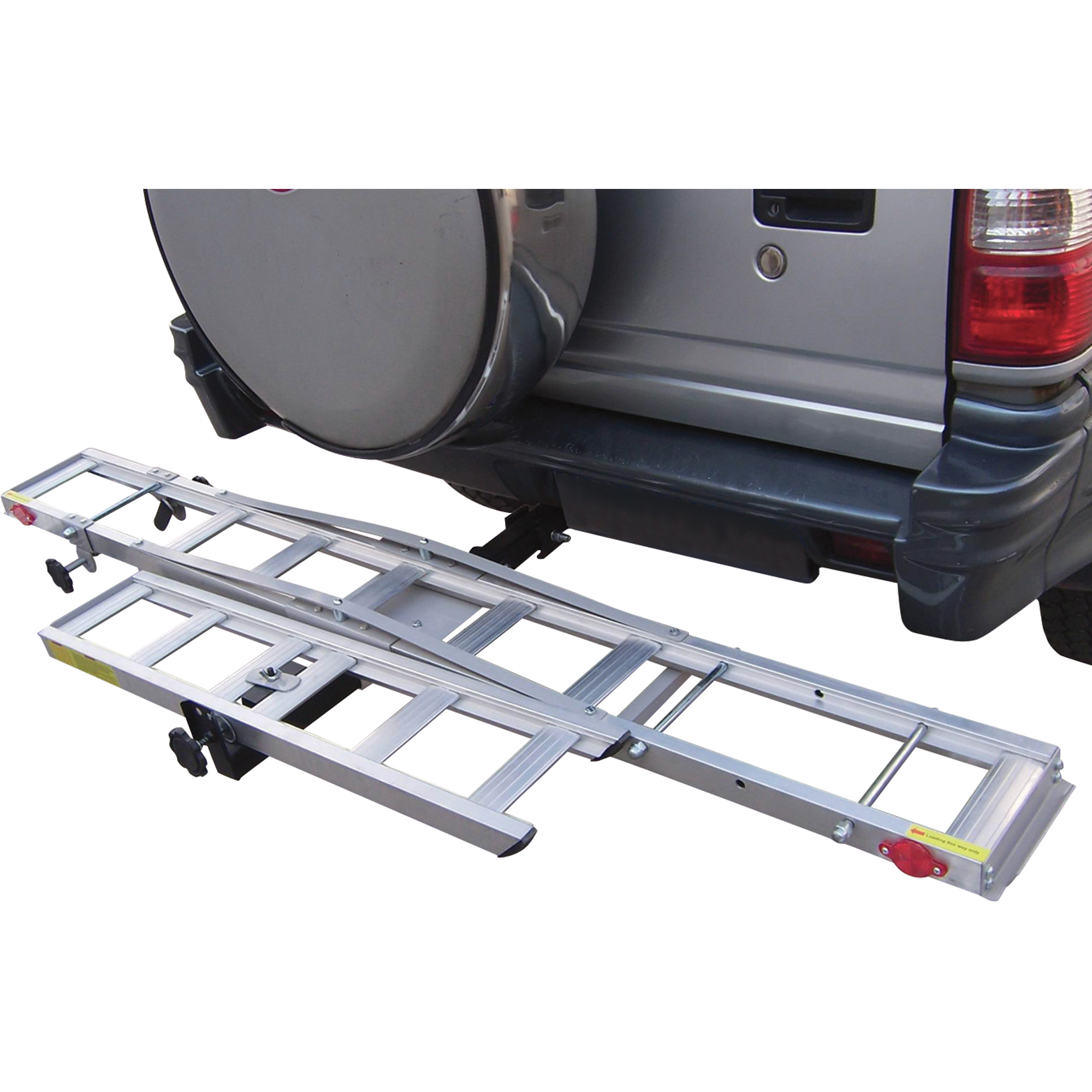ultratow aluminum motorcycle carrier