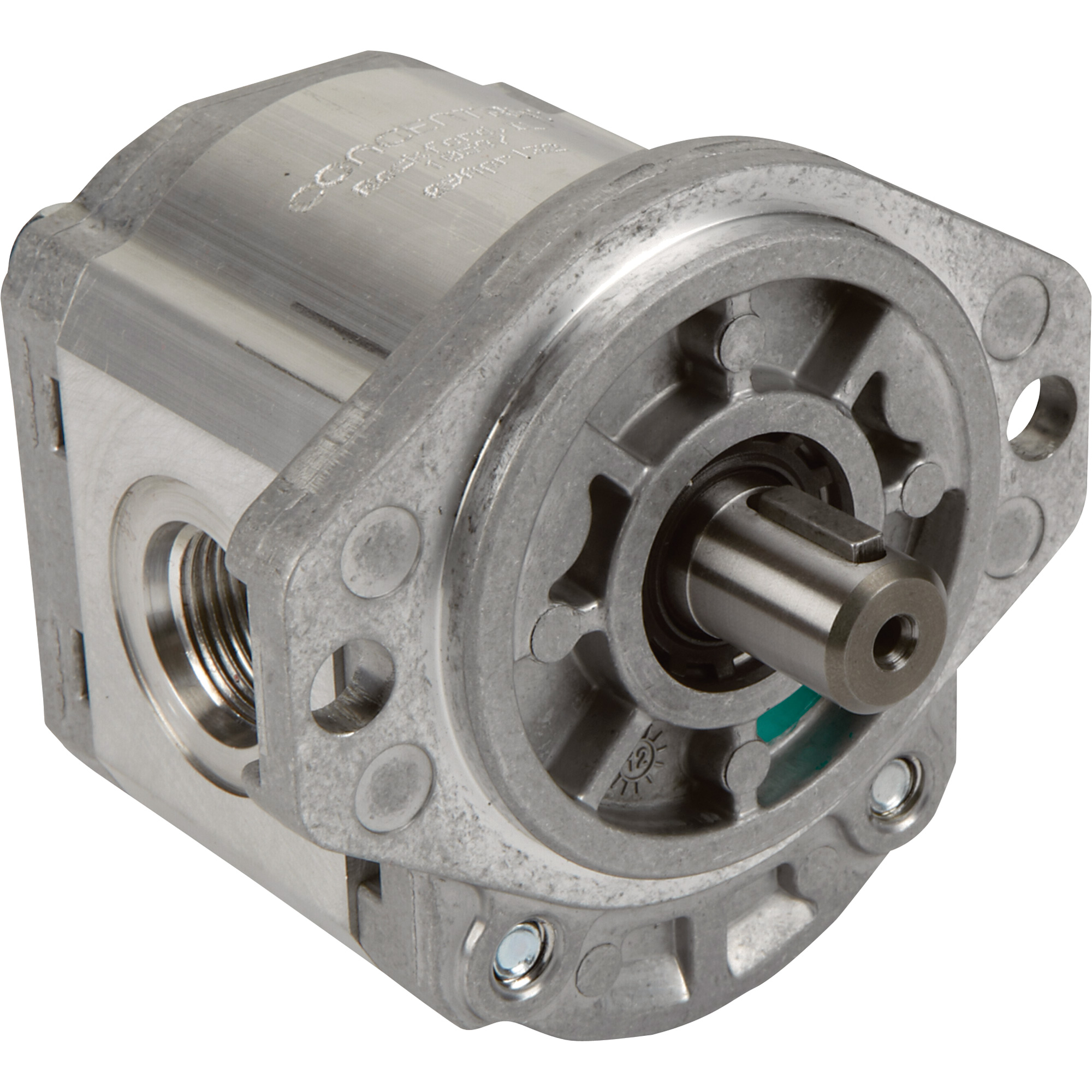 Concentric hydraulic birotational gear motor 4 000 psi for Hydraulic motor low rpm