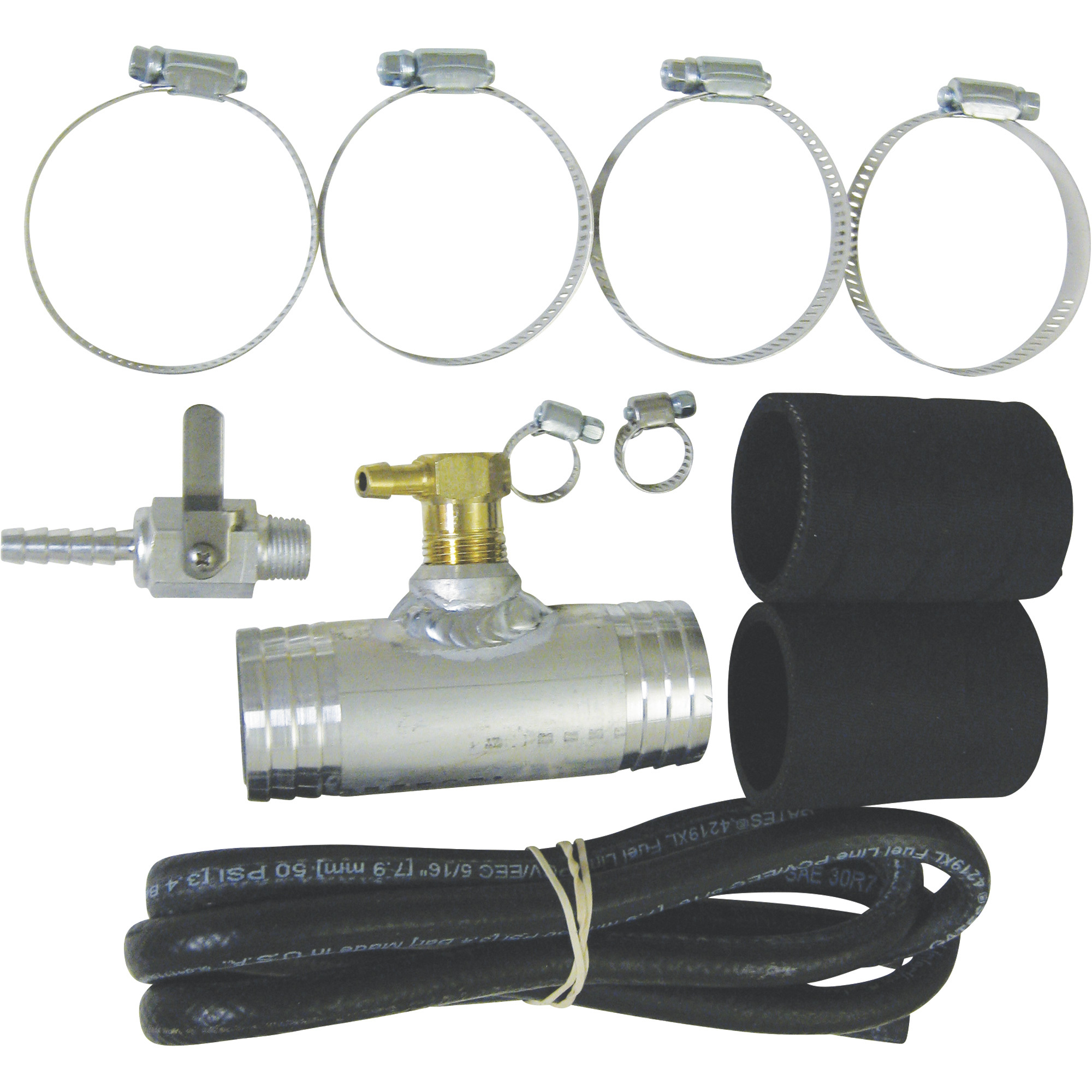 RDS Diesel Installation Kit for Auxiliary Diesel Fuel Tank — Fits 2013-Current Dodge Diesel ...