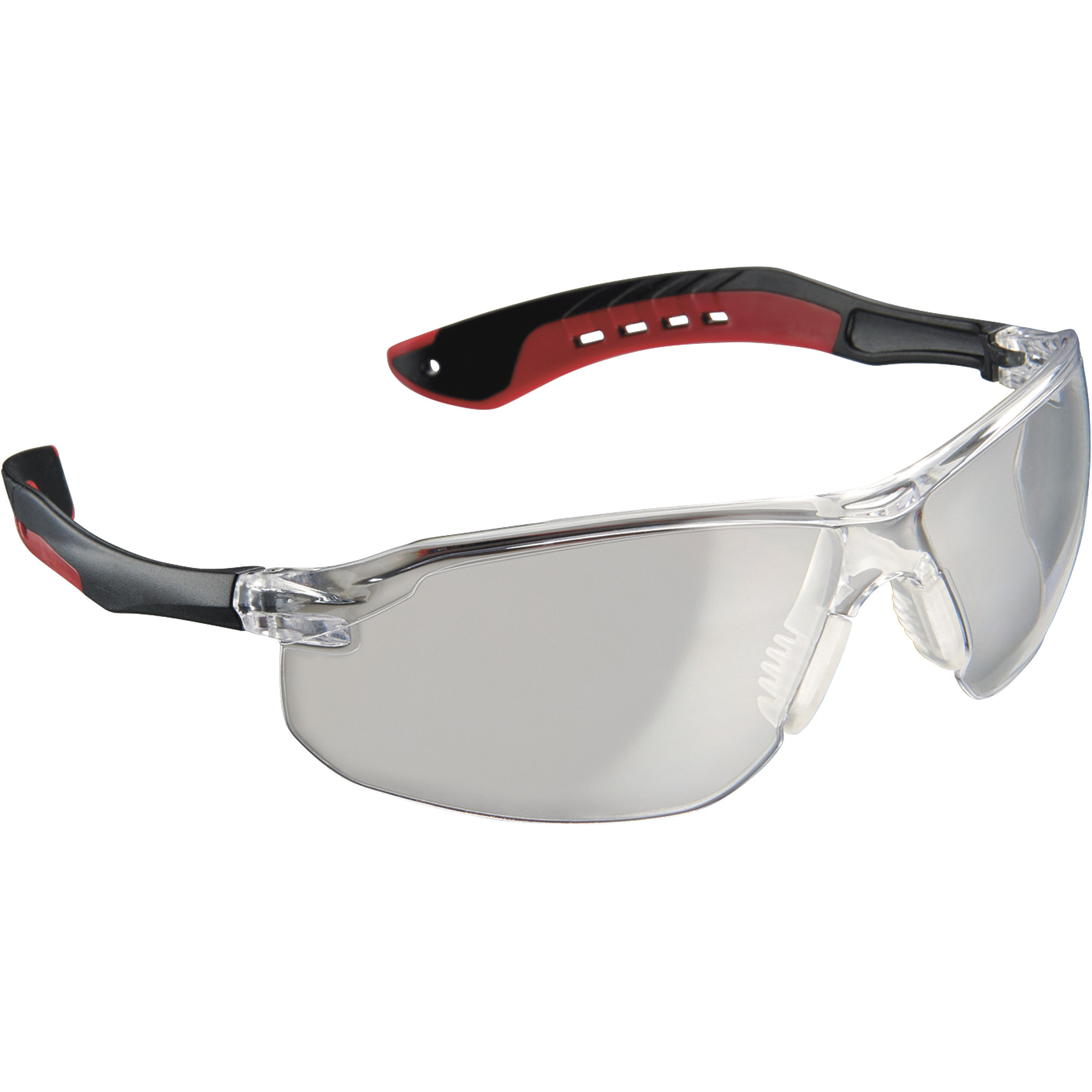 3m flat temple safety glasses u2014 clear lens model 47010wv6