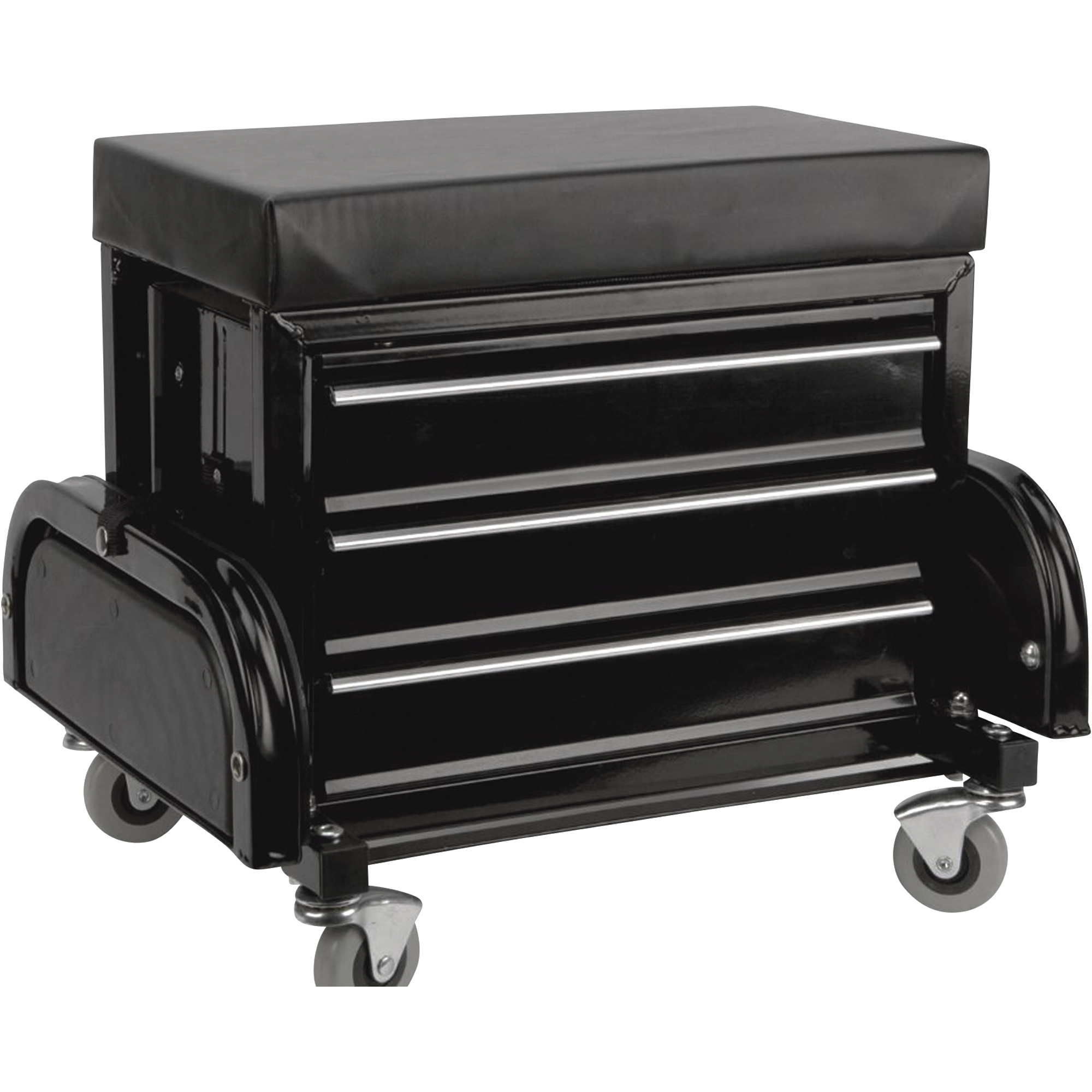 Performance Tool Mechanic S Stool With Drawers Model
