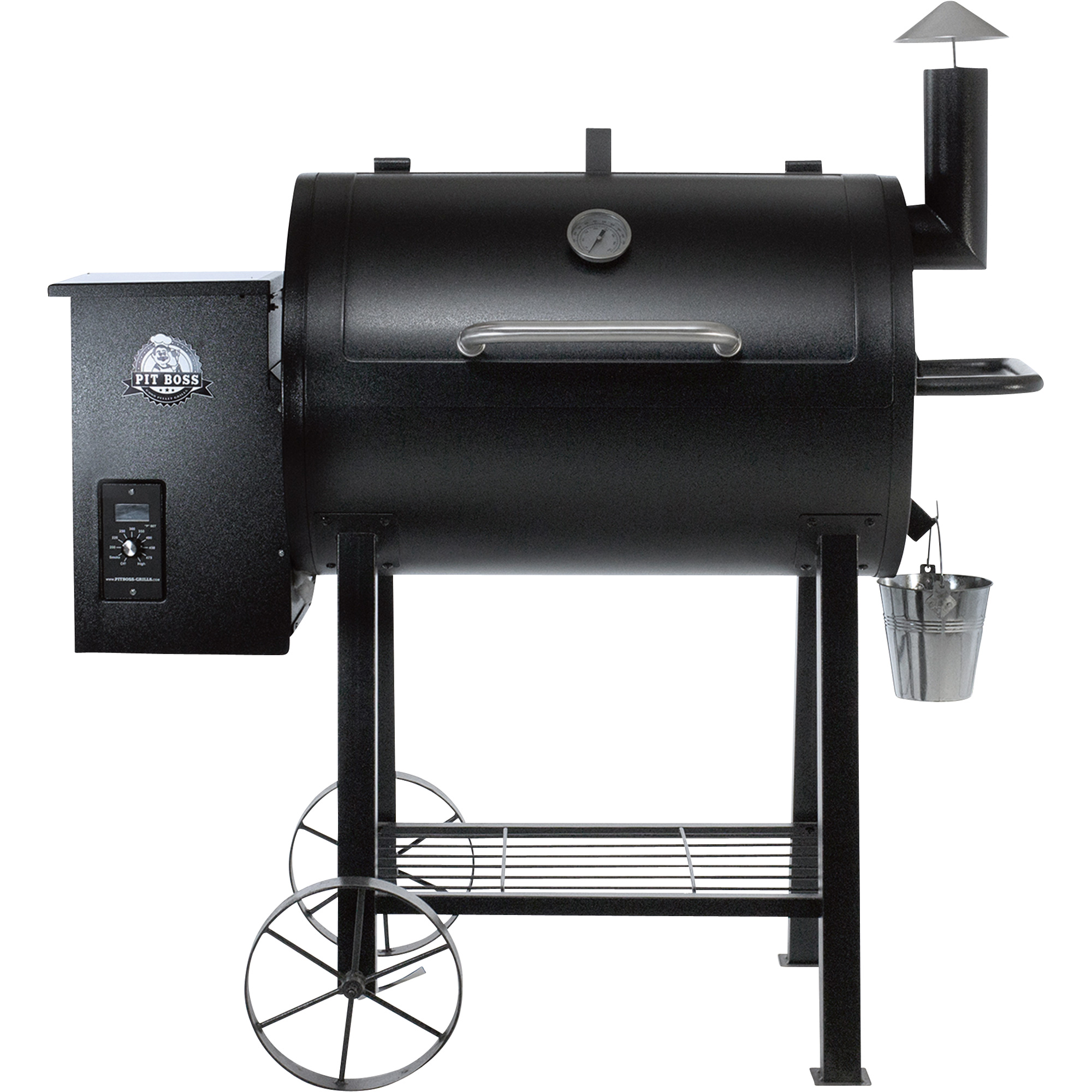 louisiana grills pit boss 820 wood pellet smoker grill model 71820 grills accessories. Black Bedroom Furniture Sets. Home Design Ideas