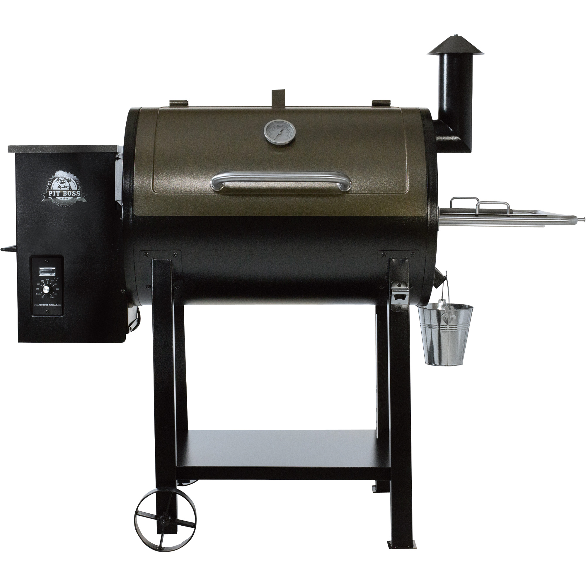 louisiana grills pit boss 820d wood pellet smoker grill model 72820 grills accessories. Black Bedroom Furniture Sets. Home Design Ideas