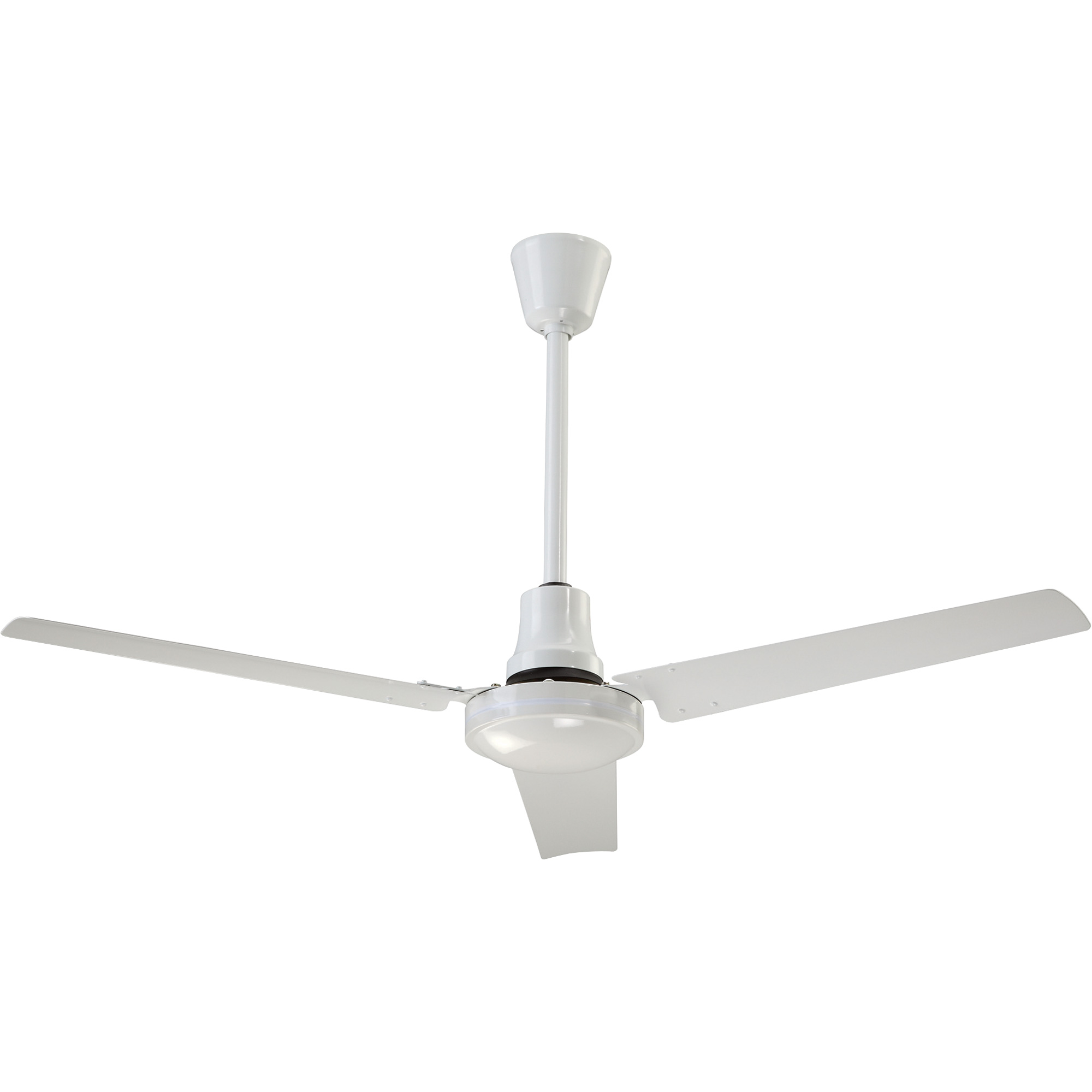 Canarm Reversible Industrial Ceiling Fan 48in White
