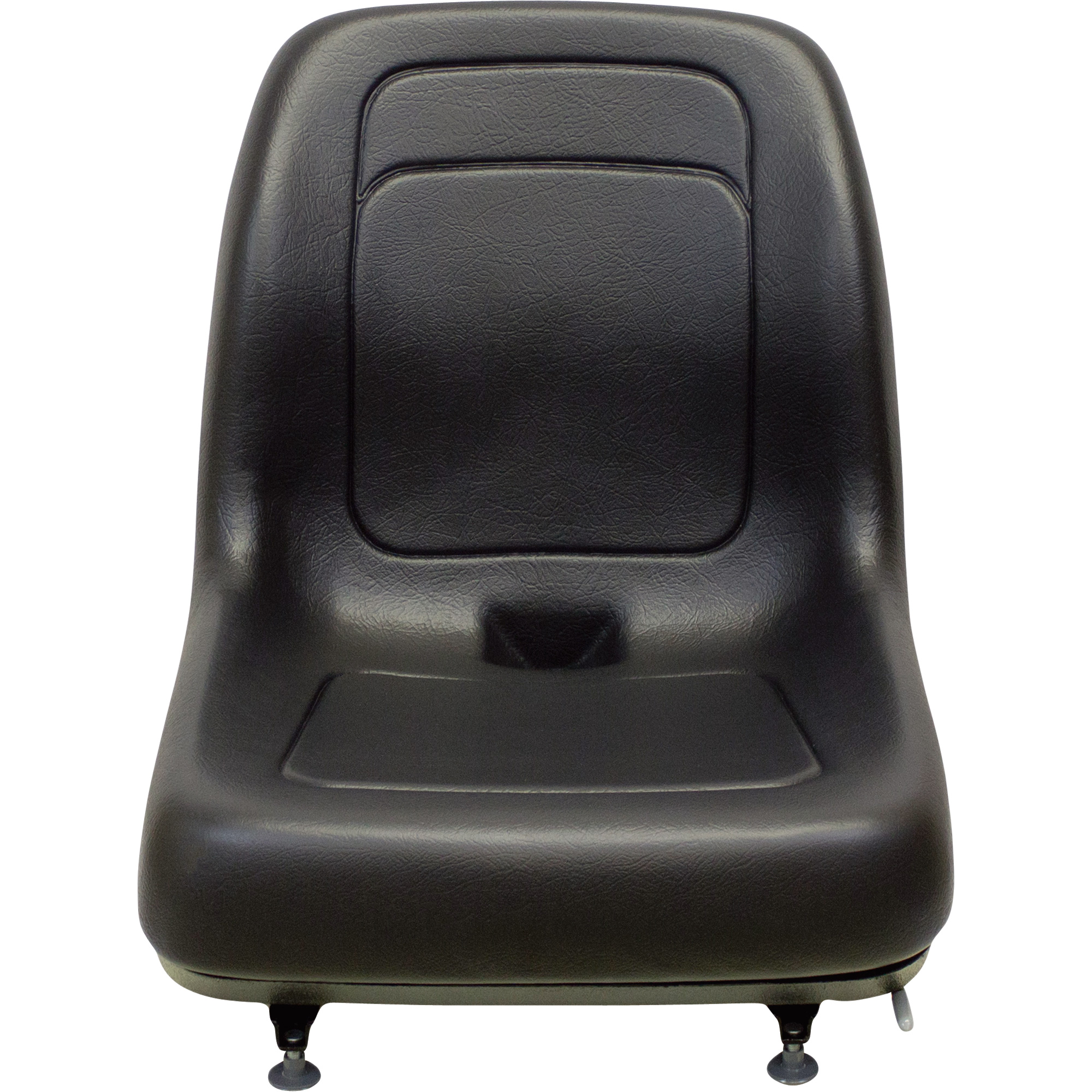 K And M Tractor Seats : K m uni pro universal tractor seat — black model