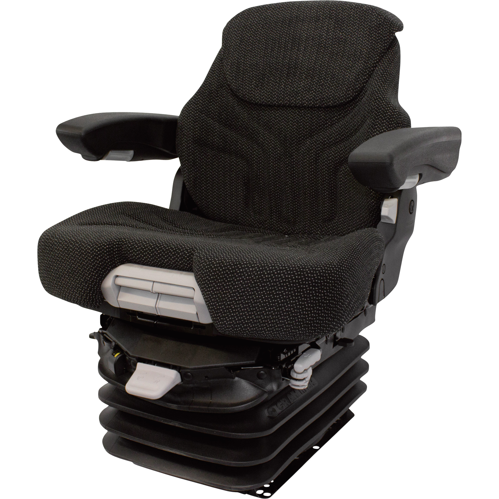 K And M Tractor Seats : K m grammer msg tractor seat with v air suspension