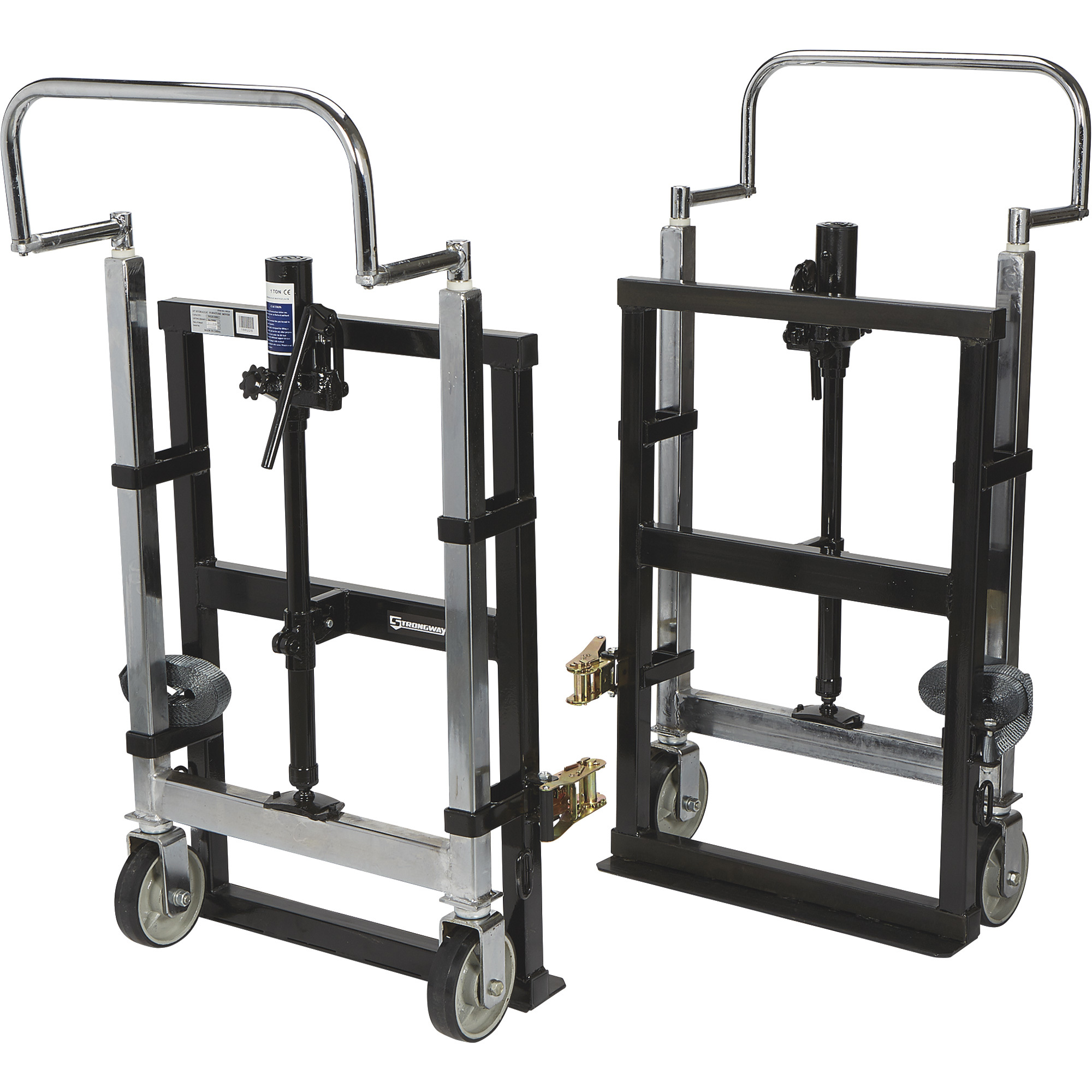 Strongway Hydraulic Furniture Mover Set 3960 Lb