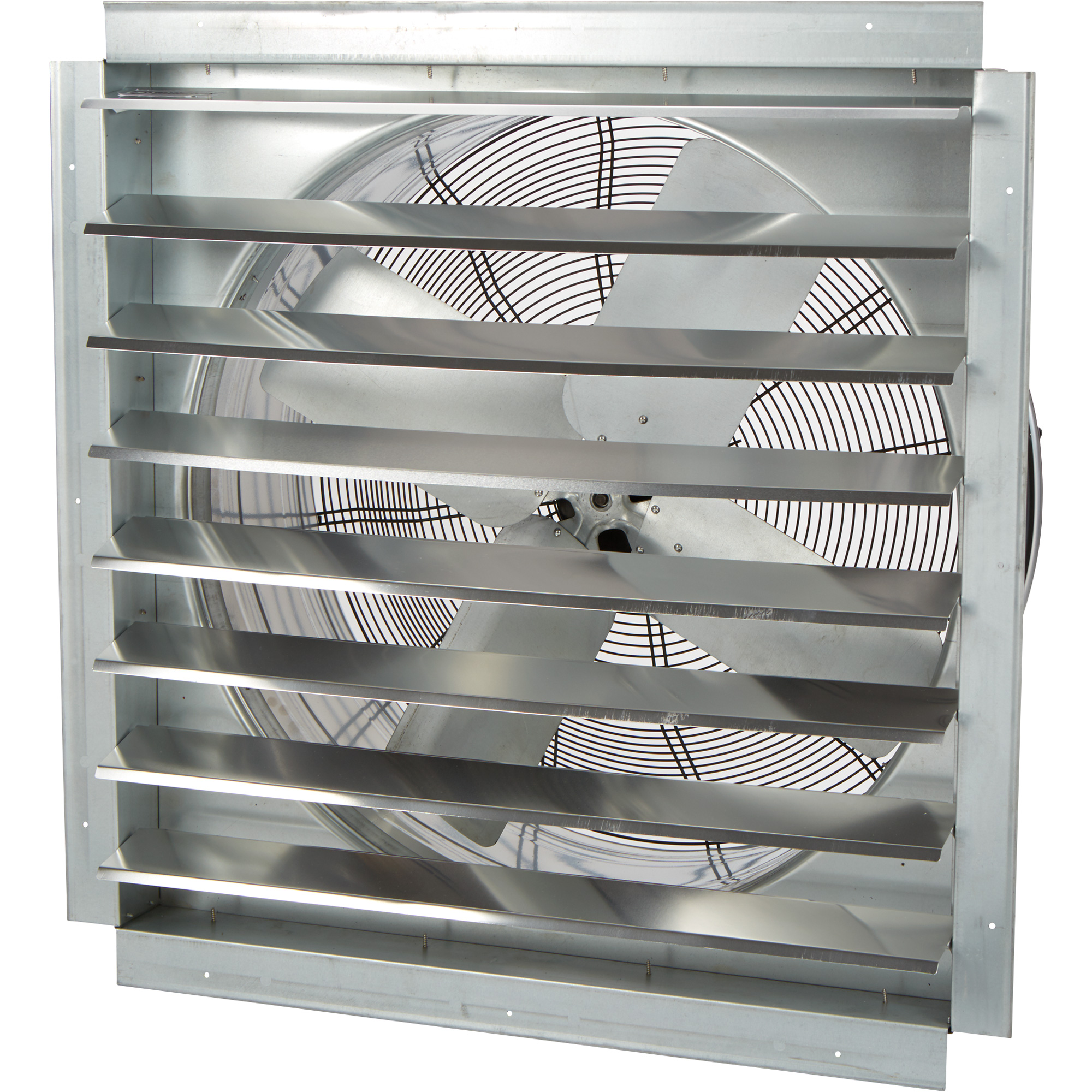 Strongway Heavy Duty Fully Enclosed Direct Drive Shutter