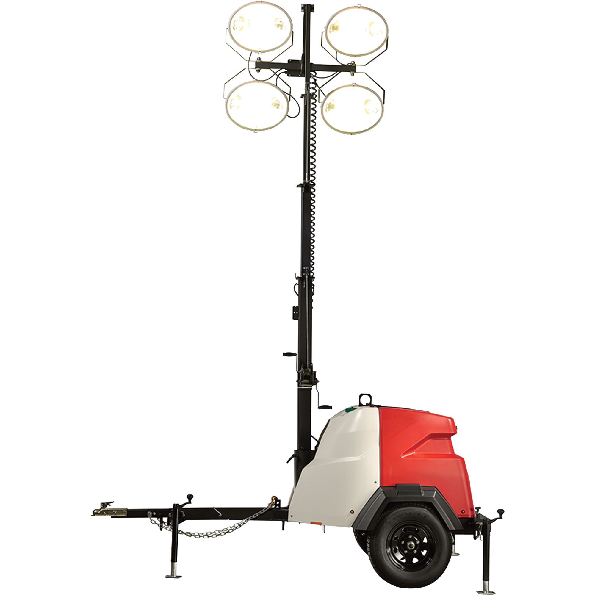 Generac Magnum MLT6SM Mobile Portable Light Tower