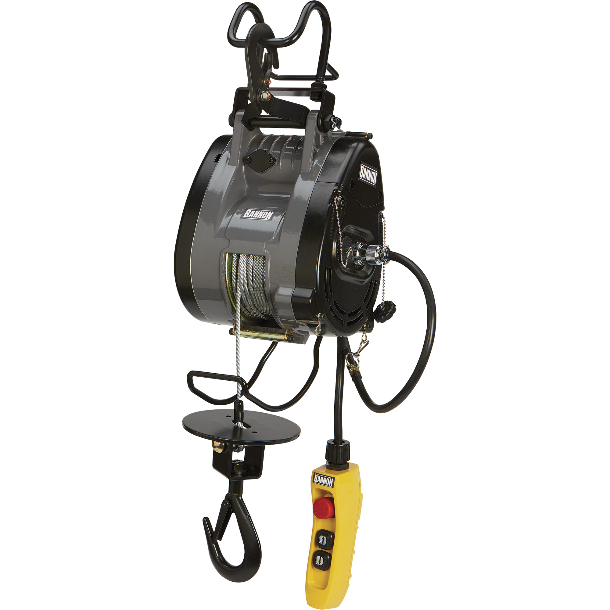 Bannon Compact Electric Cable Hoist  U2014 660