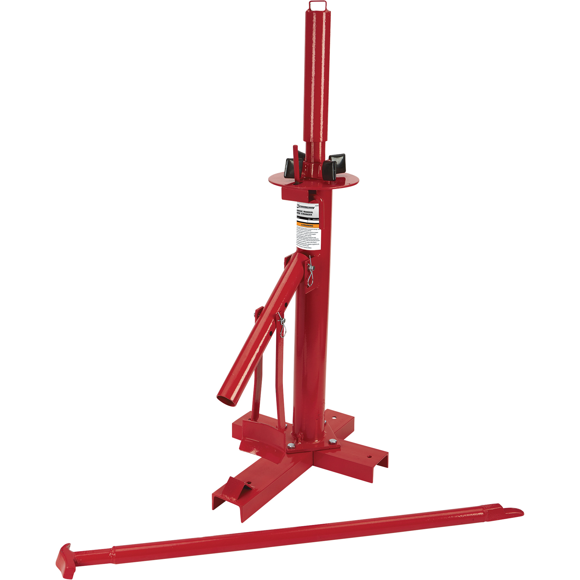 Advantage Exclusive Strongway Manual Large Tire Changer
