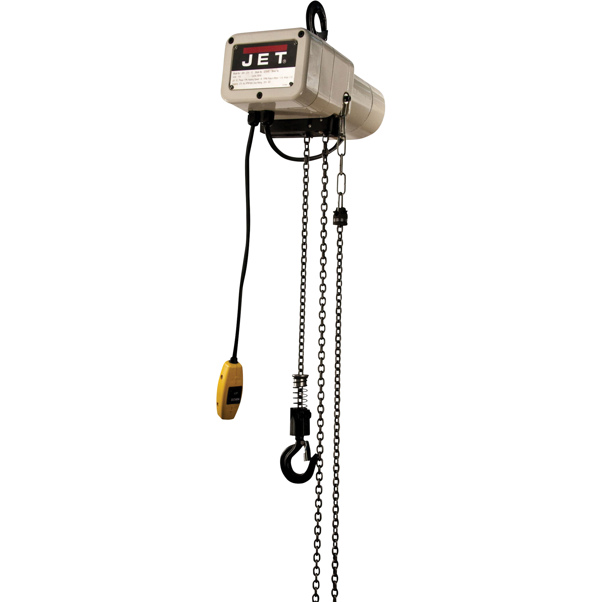 Industrial Rig Lights Ir4: JET JSH Series Electric Chain Hoist