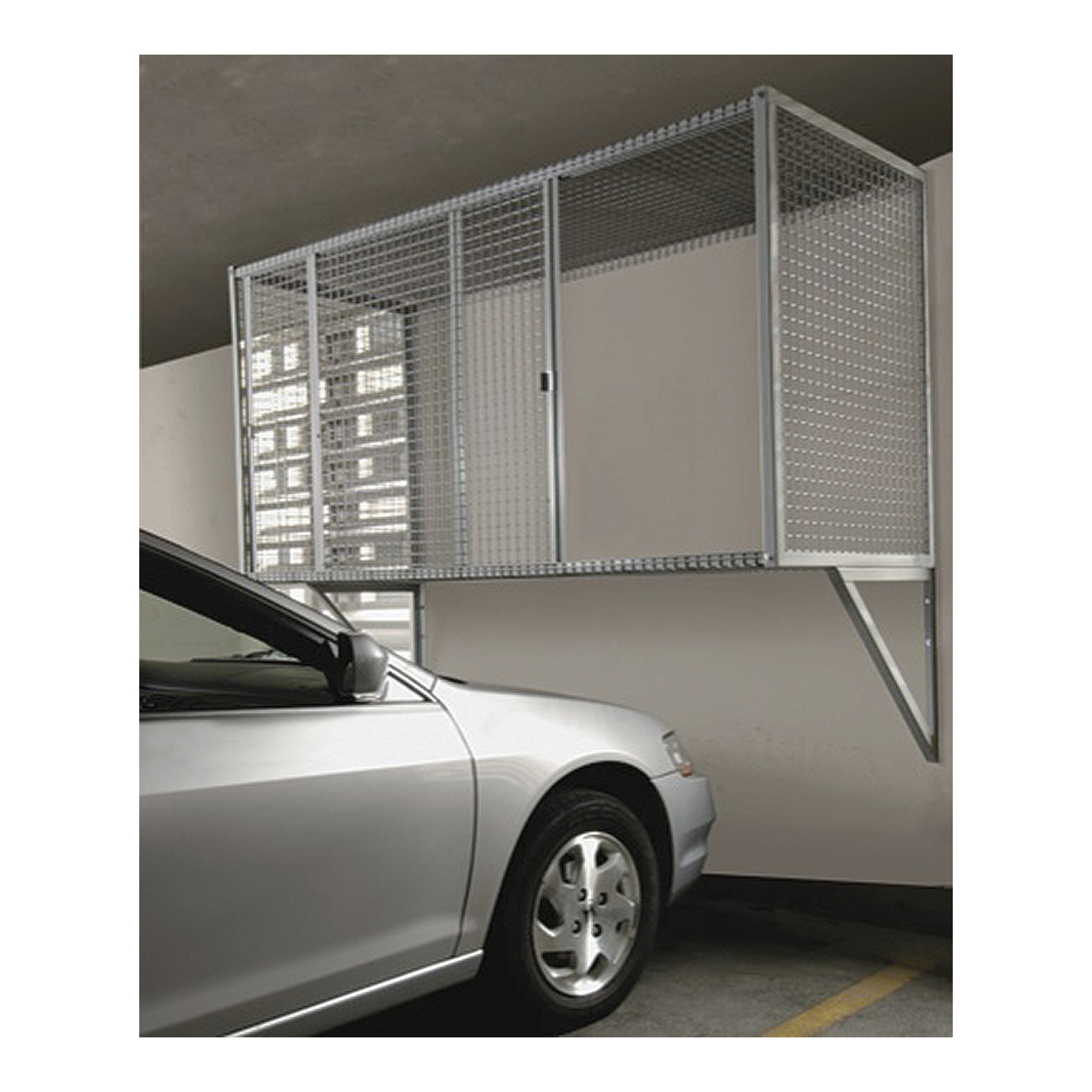 #2 Top Seller AK Garage Storage Locker U2014 96in.W X 36in.D X 42in.H