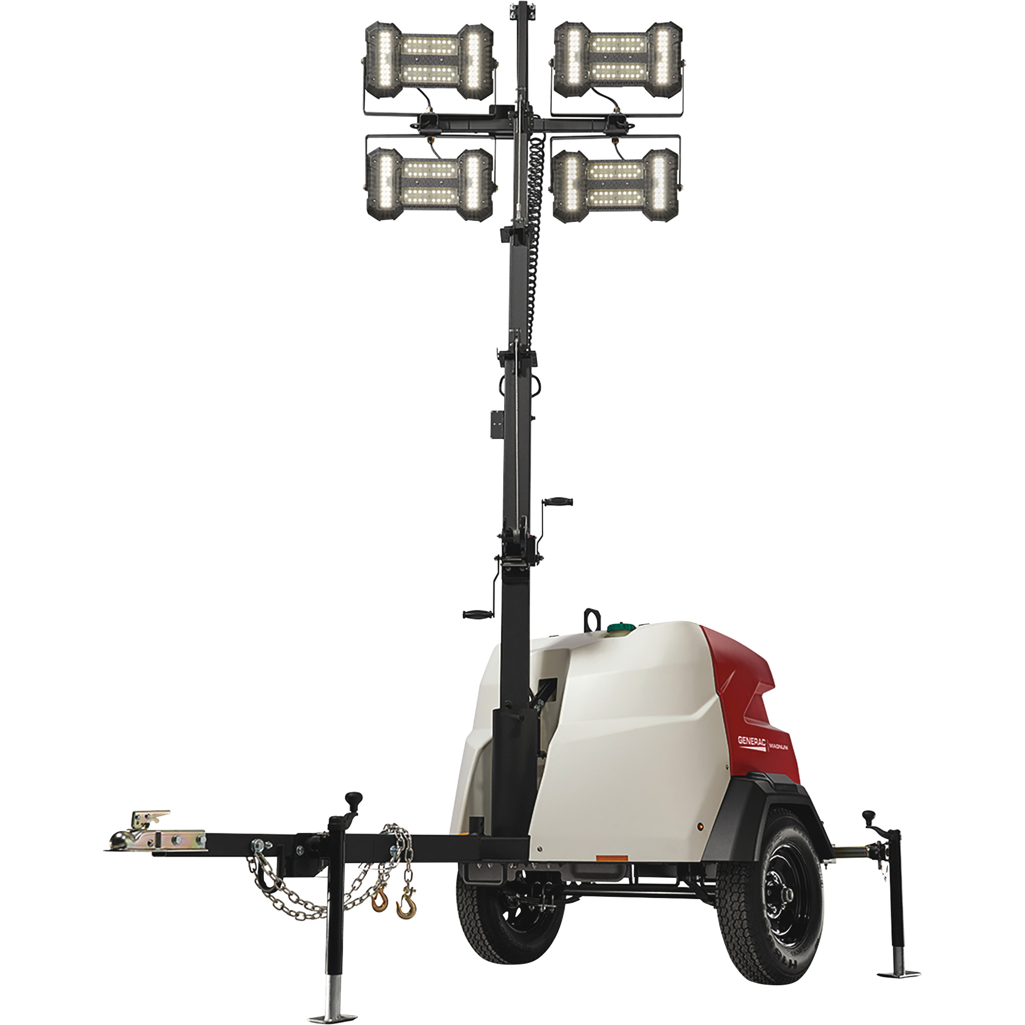 Generac Magnum Mobile Portable Light Tower