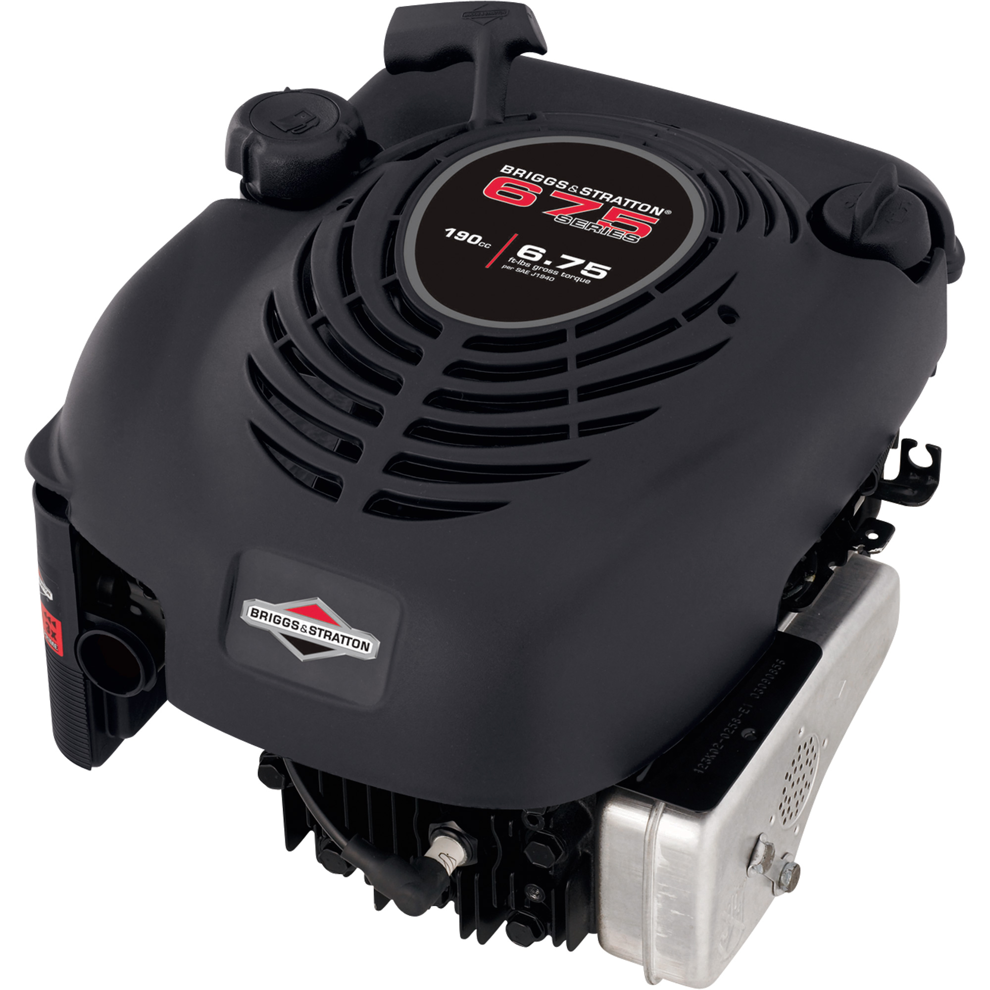 Briggs & Stratton Quantum Vertical Engine — 190cc, 7/8in. x 1 13