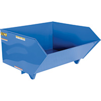 Vestil Self-Dumping Hopper — 90 Degrees, 2,000 to 6,000-Lb. Capacity