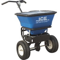 Ice Buster Walk-Behind Salt Spreader — 100-Lb. Capacity, Model# IB101G