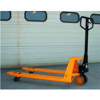 Atlas E-Z Lift Pallet Truck — 5,500-Lb. Capacity, 42in.L x 20 1/2in.W, Model# 20.5 X42EZ