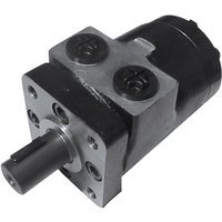 Dynamic Low Speed, High Torque Hydraulic Motor — 15.8 GPM, 1250 PSI, Model# BMPH-400-H4-K-P