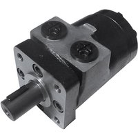 Dynamic Low Speed, High Torque Hydraulic Motor — 11.85 GPM, 2050 PSI, Model# BMPH-50-H4-K-P