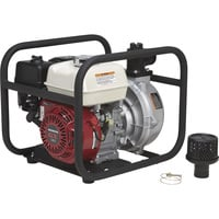 NorthStar High-Pressure Water Pump — 8120 GPH, 94 PSI, 2in. Ports, 160cc Honda GX160 Engine