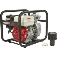 NorthStar High-Pressure Water Pump — 3in. Ports, 10,550 GPH, 116 PSI, 270cc Honda GX270 Engine