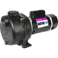 Wayne Self-Priming Centrifugal Cast Iron Lawn Sprinkler Water Pump — 5300 GPH, 2 HP, 2in., Model# WLS200