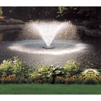 Scott Display Pond Aerator — 1/2 HP, 115 Volt, 70-Ft. Power Cord, Model# DA-20